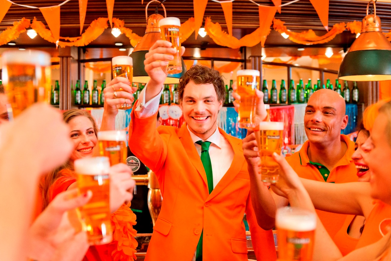 Heineken werkt al jaren hard aan de online reputatie